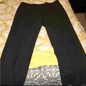 Women's Black Talbots Pants